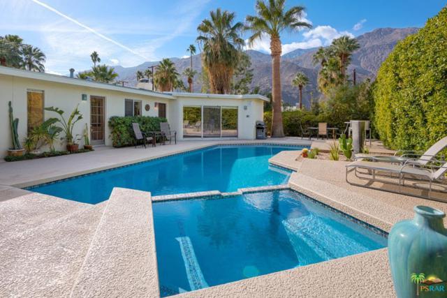 470 E Sonora Road, Palm Springs, CA 92264 (#18313862PS) :: Paris and Connor MacIvor
