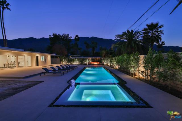 1472 N Riverside Drive, Palm Springs, CA 92264 (#18313422PS) :: TruLine Realty