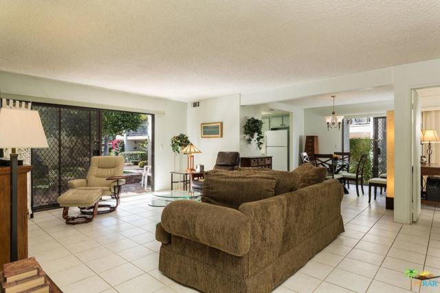 3155 E Ramon Road #201, Palm Springs, CA 92264 (#18312412PS) :: Golden Palm Properties