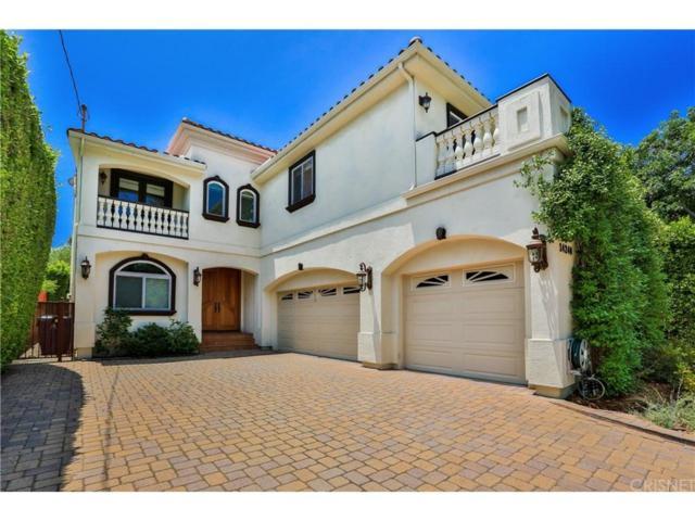 14240 Greenleaf Street, Sherman Oaks, CA 91423 (#SR18041182) :: Golden Palm Properties