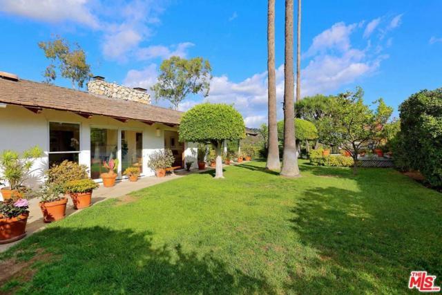 2058 Westridge Road, Los Angeles (City), CA 90049 (#18316064) :: Golden Palm Properties