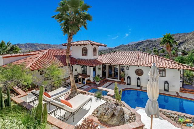 400 Ridge Road, Palm Springs, CA 92264 (#18299872PS) :: Fred Howard Real Estate Team