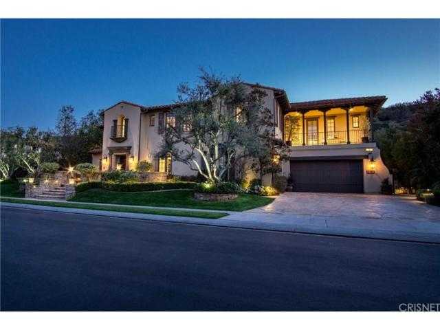 25330 Prado De Ambar, Calabasas, CA 91302 (#SR18045197) :: The Fineman Suarez Team