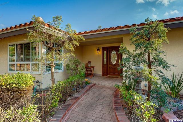 5026 Rosemont Avenue, La Crescenta, CA 91214 (#318000780) :: California Lifestyles Realty Group