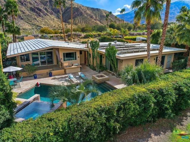 1680 E Murray Canyon Drive, Palm Springs, CA 92264 (#18317414PS) :: California Lifestyles Realty Group