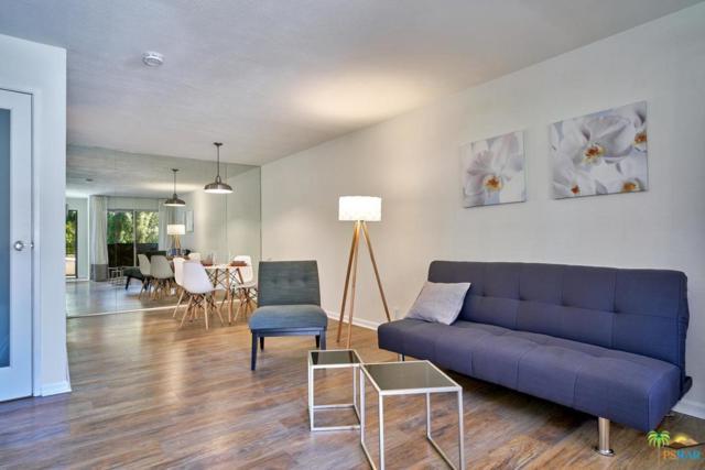 510 N Villa Court #205, Palm Springs, CA 92262 (#18320904PS) :: Paris and Connor MacIvor