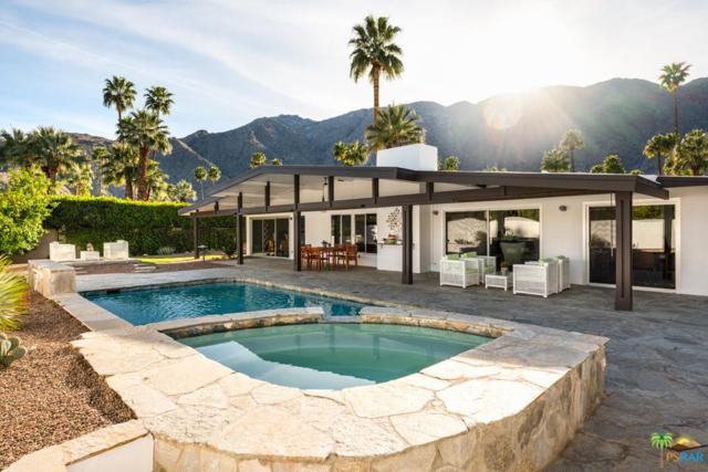 1106 N Paseo Dero, Palm Springs, CA 92262 (#18322704PS) :: TruLine Realty