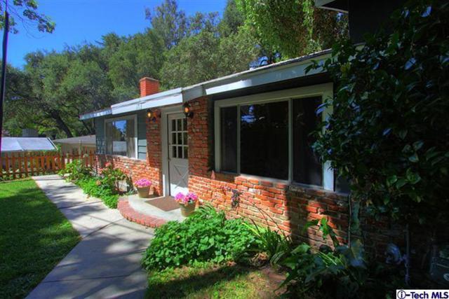 1713 Pasadena Glen Road, Pasadena, CA 91107 (#818001213) :: TruLine Realty