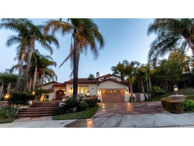 26748 Provence Drive, Calabasas, CA 91302 (#SR18061155) :: Lydia Gable Realty Group
