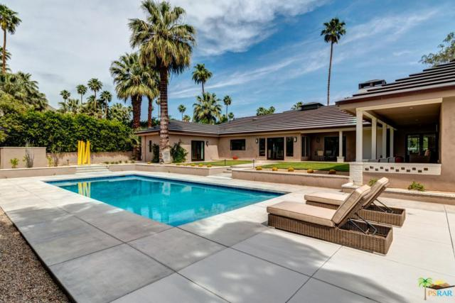 201 Vereda Norte, Palm Springs, CA 92262 (#18324054PS) :: The Real Estate Offices of Talbot and Watson