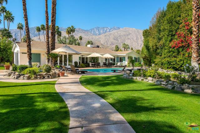 1400 S Calle De Maria, Palm Springs, CA 92264 (#18319676PS) :: TruLine Realty