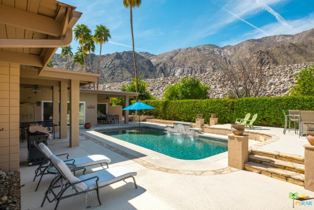 953 N Rose Avenue, Palm Springs, CA 92262 (#18324484PS) :: Lydia Gable Realty Group