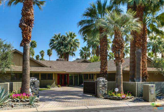 1254 N Vista Vespero, Palm Springs, CA 92262 (#18325970PS) :: The Fineman Suarez Team