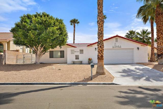 9360 Oakmount Boulevard, Desert Hot Springs, CA 92240 (#18327494PS) :: Lydia Gable Realty Group
