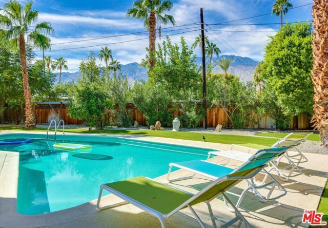 603 S El Cielo Road, Palm Springs, CA 92264 (#18326958) :: Lydia Gable Realty Group