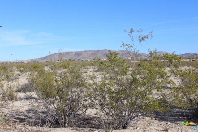 0 Serrano Way, 29 Palms, CA 92277 (#18328286PS) :: Lydia Gable Realty Group
