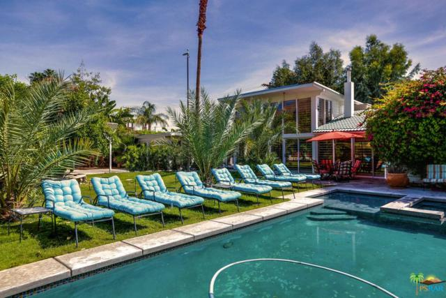 666 S Thornhill Road, Palm Springs, CA 92264 (#18328212PS) :: Lydia Gable Realty Group