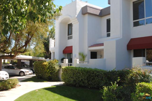 401 S El Cielo Road #65, Palm Springs, CA 92262 (#18328822PS) :: Lydia Gable Realty Group
