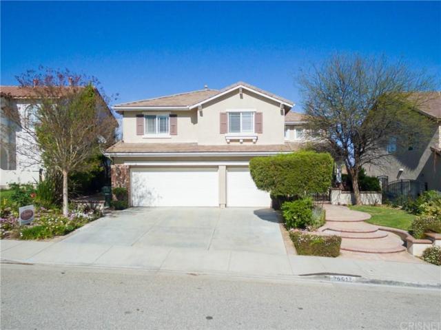 26617 Shakespeare Lane, Stevenson Ranch, CA 91381 (#SR18087616) :: Paris and Connor MacIvor
