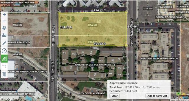 Palm Springs, CA 92262 :: The Agency