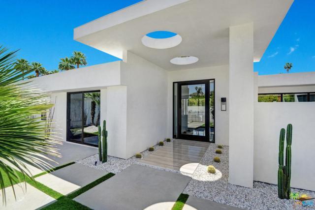 353 Vereda Norte, Palm Springs, CA 92262 (#18321010PS) :: TruLine Realty