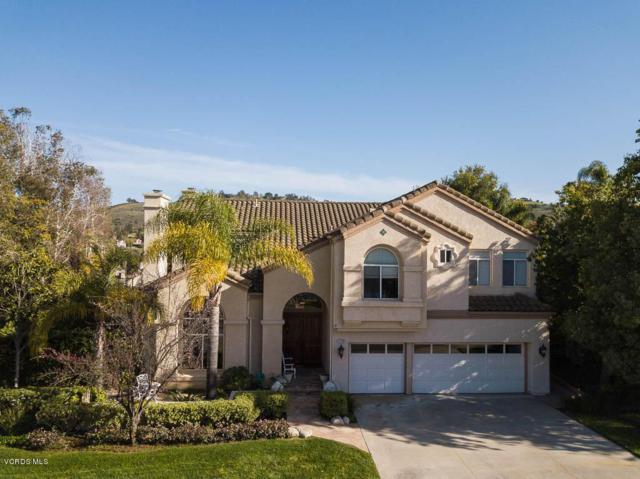 11318 Rosecreek Drive, Moorpark, CA 93021 (#218004675) :: California Lifestyles Realty Group