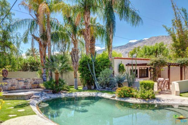 1119 E San Jacinto Way, Palm Springs, CA 92262 (#18336124PS) :: California Lifestyles Realty Group