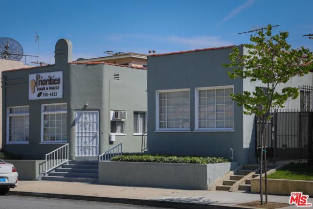 2318 W 79TH Street, Inglewood, CA 90305 (#18336404) :: Fred Howard Real Estate Team