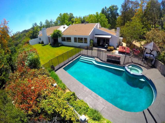 191 Dapplegray Road, Bell Canyon, CA 91307 (#218005021) :: TruLine Realty