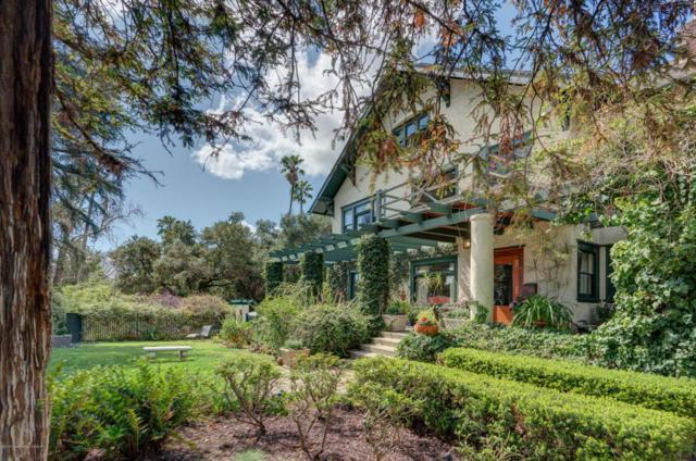 415 Oaklawn Avenue, South Pasadena, CA 91030 (#818001974) :: TruLine Realty