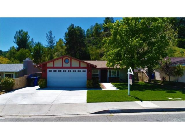 31571 Hipshot Drive, Castaic, CA 91384 (#SR18104933) :: The Fineman Suarez Team