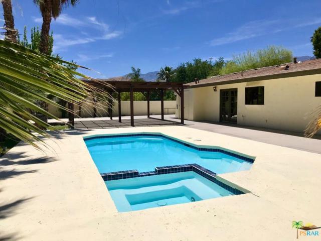 664 S El Cielo Road, Palm Springs, CA 92264 (#18340146PS) :: The Fineman Suarez Team