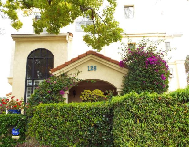 126 S Catalina Avenue #101, Pasadena, CA 91106 (#318001795) :: The Real Estate Offices of Talbot and Watson