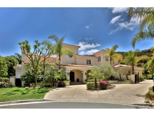 23902 Linden Terrace, Calabasas, CA 91302 (#SR18112059) :: The Fineman Suarez Team