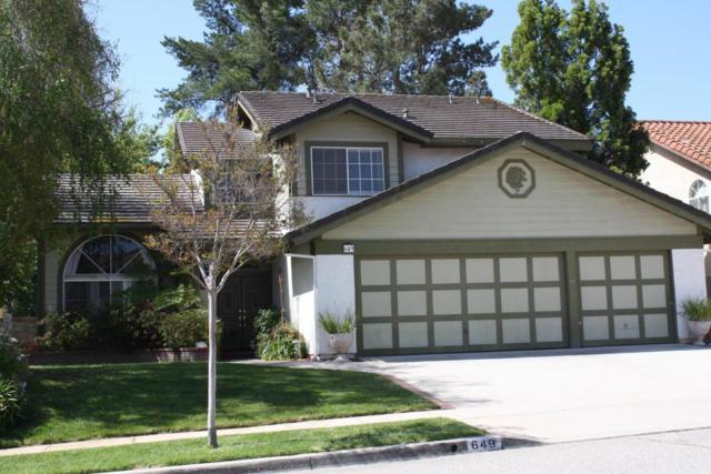 649 Verdemont Circle, Simi Valley, CA 93065 (#218005927) :: The Fineman Suarez Team