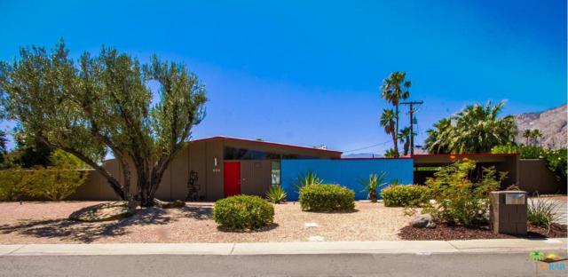555 N Glen Circle, Palm Springs, CA 92262 (#18343996PS) :: TruLine Realty