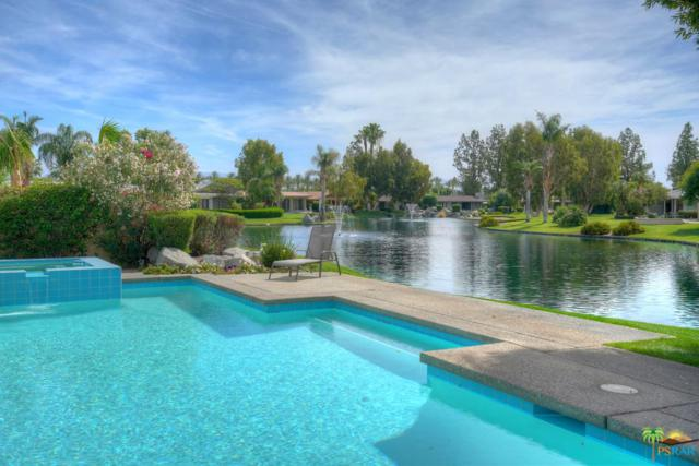 6 Hampton Court, Rancho Mirage, CA 92270 (#18345034PS) :: TruLine Realty