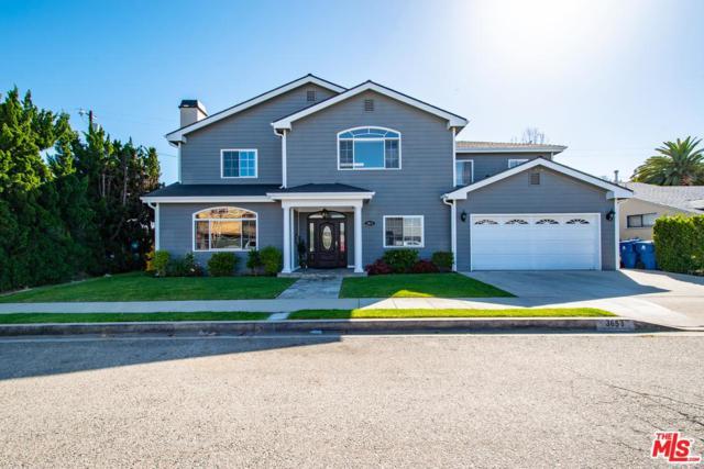 3653 Stoner Avenue, Los Angeles (City), CA 90066 (#18345782) :: TruLine Realty