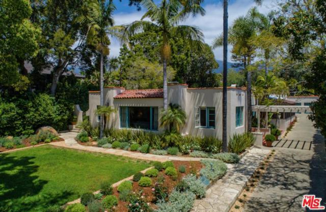 2020 Santa Barbara Street, Santa Barbara, CA 93105 (#18346284) :: Desti & Michele of RE/MAX Gold Coast