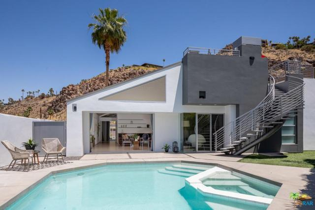 2321 S Araby Drive, Palm Springs, CA 92264 (#18346308PS) :: The Fineman Suarez Team