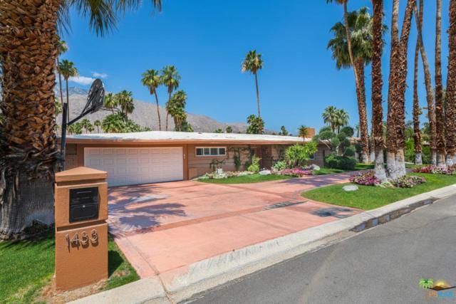 1433 S Calle De Maria, Palm Springs, CA 92264 (#18348306PS) :: TruLine Realty