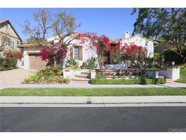 4000 Prado De Las Frutas, Calabasas, CA 91302 (#SR18131665) :: The Fineman Suarez Team