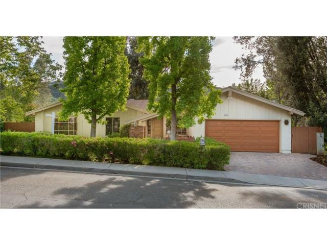 3919 United Road, Agoura Hills, CA 91301 (#SR18141605) :: Lydia Gable Realty Group