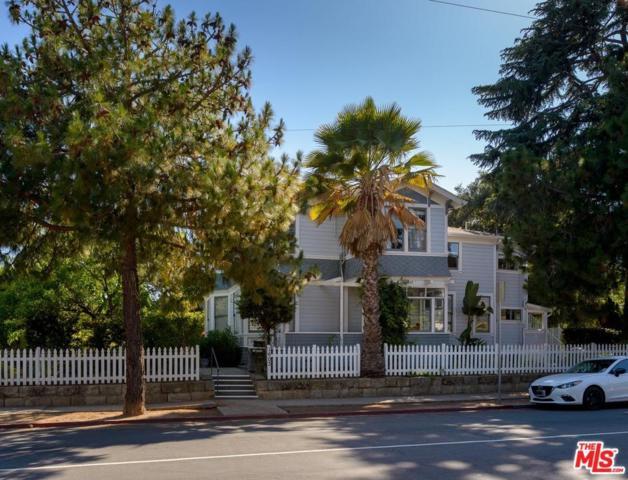 1603 De La Vina Street, Santa Barbara, CA 93101 (#18356588) :: Golden Palm Properties