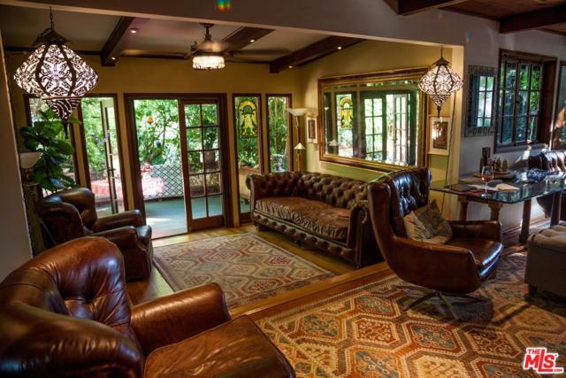 9819 Yoakum Drive, Beverly Hills, CA 90210 (#18357426) :: Golden Palm Properties
