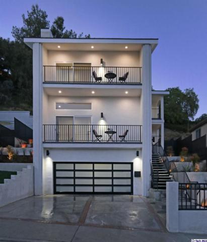 5707 Eaton Street, Los Angeles (City), CA 90042 (#318002480) :: Fred Howard Real Estate Team