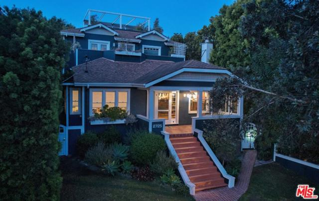 2725 6TH Street, Santa Monica, CA 90405 (#18357906) :: Golden Palm Properties