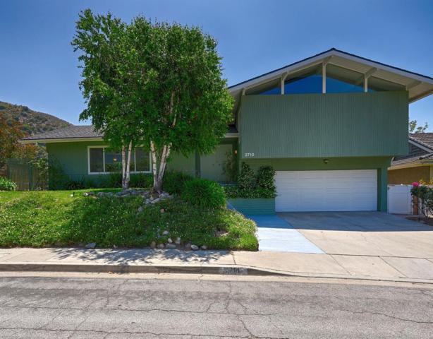 2710 Rock Pine Lane, La Crescenta, CA 91214 (#318002473) :: TruLine Realty