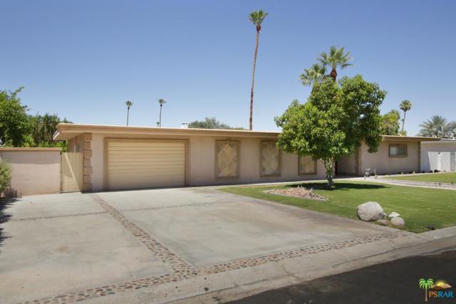 1250 E Marion Way, Palm Springs, CA 92264 (#18358044PS) :: The Fineman Suarez Team
