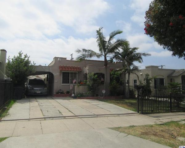 6757 2ND Avenue, Los Angeles (City), CA 90043 (#318002546) :: Lydia Gable Realty Group